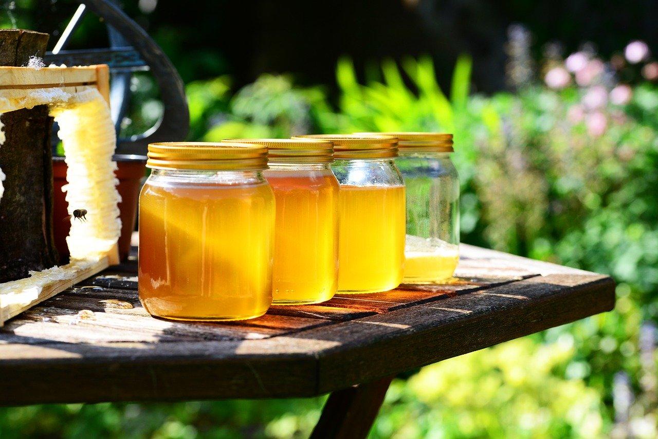 honey face packs