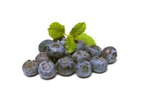blueberry fruits for skin