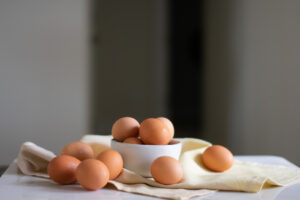 egg hair mask for shine and conditioning