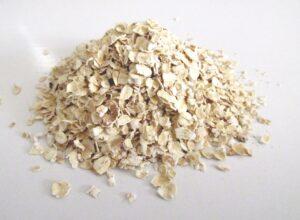 oatmeal for clear skin